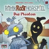 Ritter Rost - Das Phantom, 1 Audio-CD