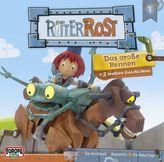 Ritter Rost - Das grosse Rennen, Audio-CD