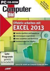Effektiv arbeiten mit Excel 2013, CD-ROM