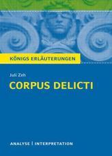 Juli Zeh 'Corpus Delicti'