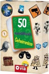 50 verblüffende Geheimnisse (Kinderspiel)
