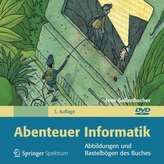 Abenteuer Informatik, DVD-ROM