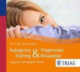 Autogenes Training & Progressive Relaxation, 1 Audio-CD