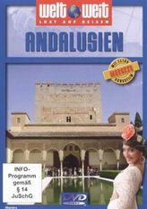 Andalusien, 1 DVD