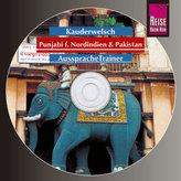 Punjabi für Nordindien & Pakistan AusspracheTrainer, 1 Audio-CD