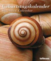 Shells & Stones, Geburtstagskalender