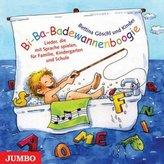 Bi-Ba-Badewannenboogie, 1 Audio-CD