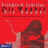 Die Räuber, 3 Audio-CDs