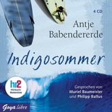 Indigosommer, 4 Audio-CDs
