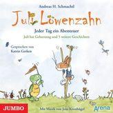 Juli Löwenzahn: Jeder Tag ein Abenteuer, Audio-CD