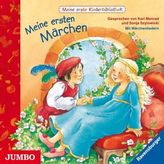 Meine ersten Märchen, 1 Audio-CD
