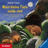 Wenn kleine Tiere müde sind, Audio-CD