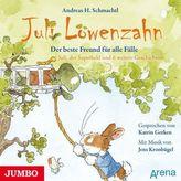 Juli Löwenzahn - Der beste Freund für alle Fälle, 1 Audio-CD