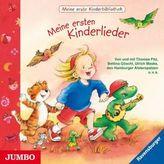Meine ersten Kinderlieder, 1 Audio-CD
