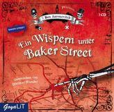 Ein Wispern unter Baker Street, 3 Audio-CDs