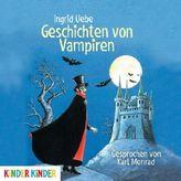Geschichten von Vampiren, 1 Audio-CD