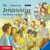 Die Zeitdetektive - Das Wunder von Bern, 1 Audio-CD