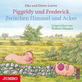 Piggeldy und Frederick. Zwischen Himmel und Acker, Audio-CD