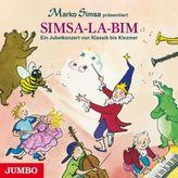 Simsa-La-Bim, 1 Audio-CD
