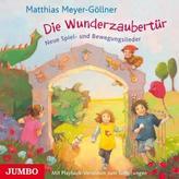 Die Wunderzaubertür, Audio-CD