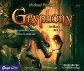 Gryphony - Im Bann des Greifen, 3 Audio-CDs