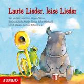 Laute Lieder, leise Lieder, 1 Audio-CD