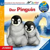 Der Pinguin, 1 Audio-CD