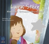 Lauras Stern - Wunderbare Gutenacht Geschichten, Audio-CD