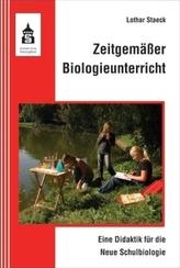 Zeitgemäßer Biologieunterricht