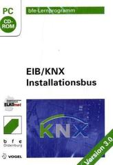EIB/KNX Installationsbus 3.0, 1 CD-ROM