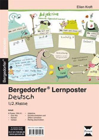 Lernposter Deutsch 1./2.Klasse