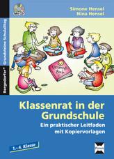 Klassenrat in der Grundschule, m. CD-ROM