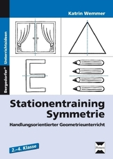 Stationentraining Symmetrie