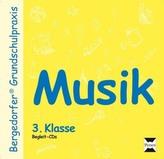 Musik, 3. Klasse, 2 Begleit-CDs