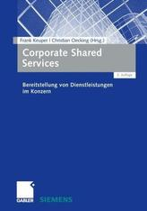 Corporate Shared Services