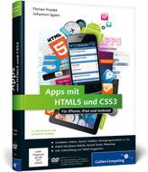 Apps mit HTML5 und CSS3, m. DVD-ROM