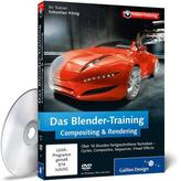 Das Blender-Training: Compositing & Rendering, DVD-ROM