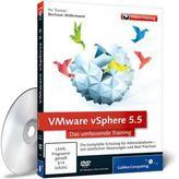 VMware vSphere 5.5 - Das umfassende Training, 1 DVD-ROM
