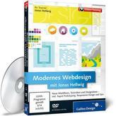 Modernes Webdesign, 1 DVD-ROM
