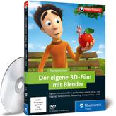 Der eigene 3D-Film mit Blender, DVD-ROM