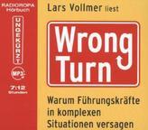 Wrong Turn, 1 MP3-CD
