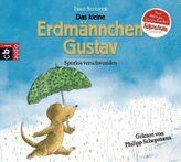 Das kleine Erdmännchen Gustav - Gustav spurlos verschwunden, Audio-CD