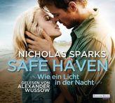 Safe Haven - Wie ein Licht in der Nacht, 6 Audio-CDs