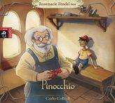 Pinocchio, 3 Audio-CDs