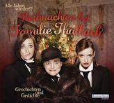 Alle Jahre wieder!? Weihnachten bei Familie Thalbach , 2 Audio-CDs