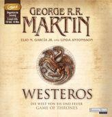 Westeros, 3 MP3-CDs