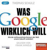 Was Google wirklich will, 1 MP3-CD