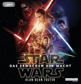 Star Wars(TM) - Das Erwachen der Macht, 2 MP3-CDs