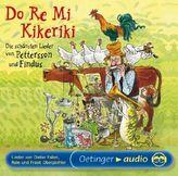 Do Re Mi Kikeriki, 1 Audio-CD