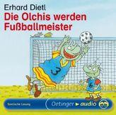 Die Olchis werden Fußballmeister, 1 Audio-CD
